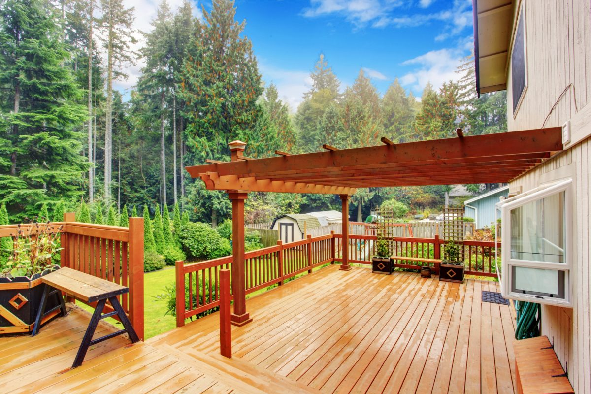 Deck Cleaning: The Best Ways to Care for Your Wooden Decking