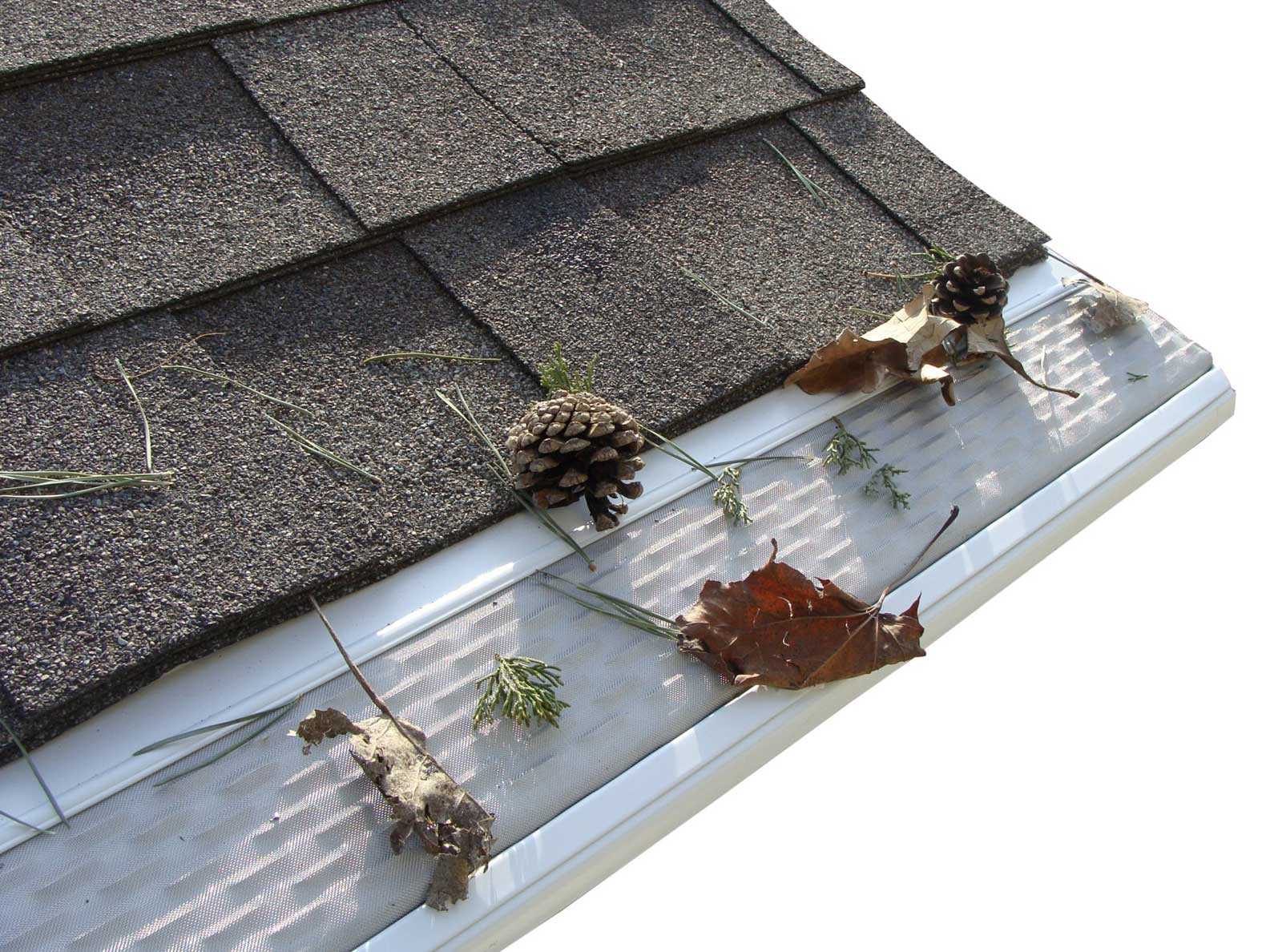 We Install MicroMesh Gutter Guards